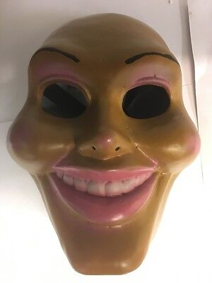 THE PURGE MASK 1 COSTUME FANCY DRESS UP ADULT CHILD ANARCHY election year 2 3