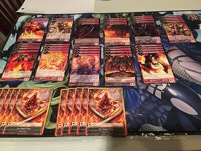 Force Of Will: Mono Red Deck #4
