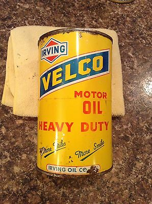 Irving Oil Can - Velco Heavy Duty
