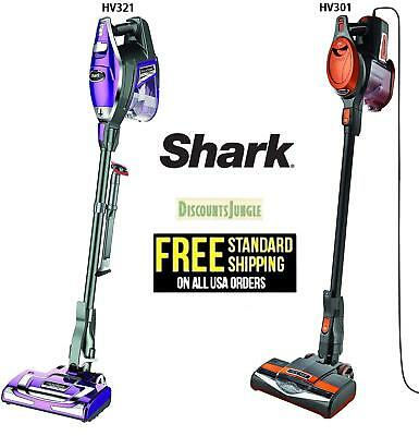 Shark HV310 OR HV301 Rocket Ultra Light Slim Bagless Professional Carpet Vacuum