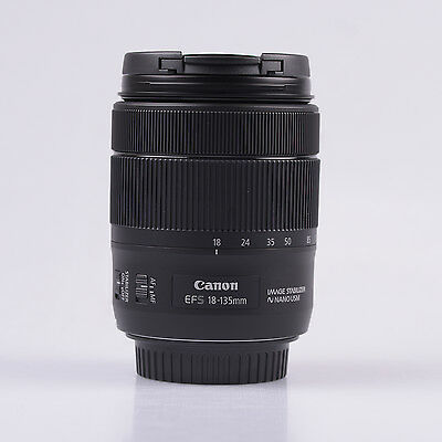 NEU Canon EF-S 18-135mm f/3.5-5.6 IS USM Objektiv (White Box)