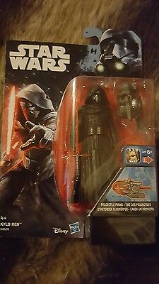 "Star Wars Rogue One Kylo Ren Action Figure 3.75"" MOC ****Brand New****"