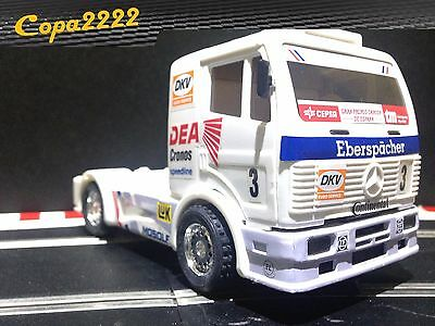 SLOT MERCEDES TRUCK DEA NEW (Run on SCX / NINCO / SCALEXTRIC / CARRERA)