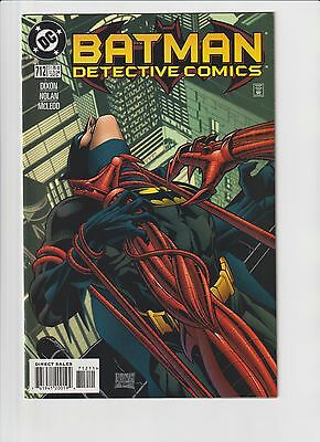Detective Comics (1937 1st Series) #712 VF/NM FSH