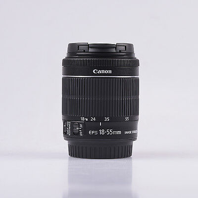 NEU Canon EF-S 18-55mm f3.5-5.6 IS STM Objektiv (White Box)