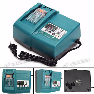 Makita DC18RC charger FOR Makita 18V 3.0Ah BL1830 Lithium Ion Battery NEW