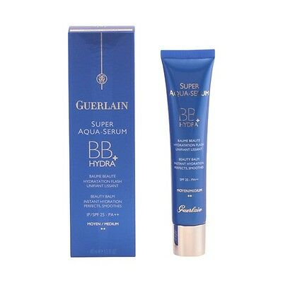 Guerlain - SUPER AQUA-SERUM BB+ hydra baume beauté 02-moyen 40 ml