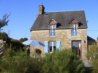 3 Unique Cottages in Normandy with heated pool (May-Sept)