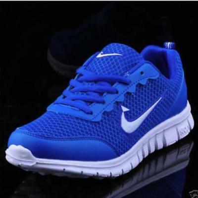 New men's outdoor sports running breathable casual Athletic sneaker Size 6-12
