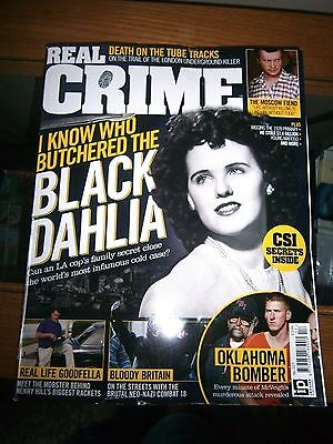 Real Crime  Magazine Issue 17 (new) 2016