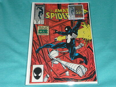 Amazing _Spiderman #291 Silver Age  *miss _Print* Copy _ *****very Rare*****