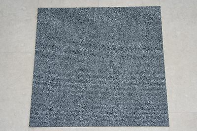 Box of Premium Carpet Tiles 4.25m2 Commercial Domestic Office Heavy Use Flooring