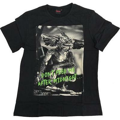 Gremlins - Dont Feed Me After Midnight Mens Cotton T-Shirt - New & Official