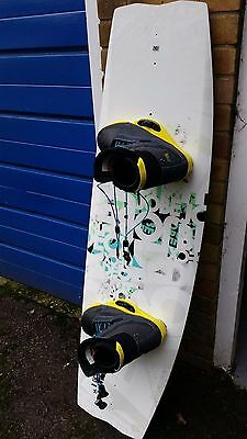 Jobe wakeboard and boots