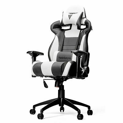 Vertagear Gaming Office Racing Chair PU Leather Esport Rev.2 Seat VG-SL4000_WBK
