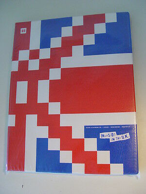 Livre Space Invader Invasion In The Uk