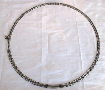 N Gauge Full Circle of Nickel Silver Track including Power Curve - New!