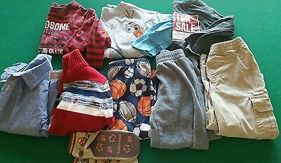 Lot of boys 3t winter clothes