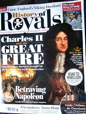 History Of Royals Magazine Issue 6 (new) 2016
