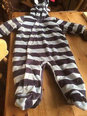 Baby Boys All In One Suit. 6-9 Months Next