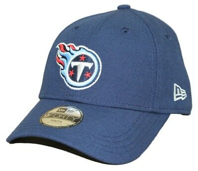 be19dee4 TENNESSEE TITANS HAT New Era 9FORTY NFL Football Adjustable Flex Fit ...