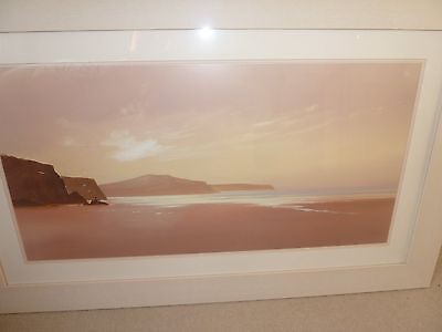 Large Framed Art Print By Spencer Lee called Beyond The Breakers