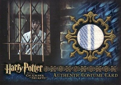 Harry Potter Chamber of Secrets CoS Harry Potter Ci1 Incentive Costume Card