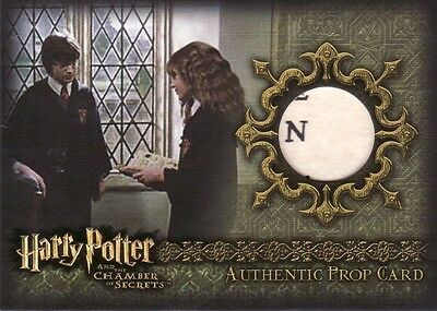 Harry Potter Chamber of Secrets CoS Potions Book P9 Prop Card