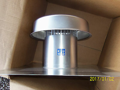Commercial Greenheck Roof Vent - Model# 0936313 - New Old Stock