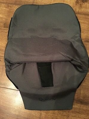 New Quinny Seat Cover Dark Grey Colour
