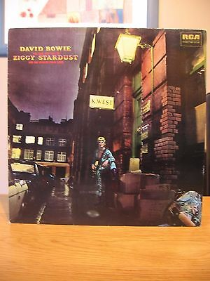 David Bowie(Vinyl LP) Rise and Fall Of Ziggy Stardust-RCA-INTS 5063-VG-(A2U-B1)