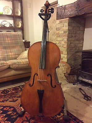 Paesold 7/8 cello. Excellent condition. Fitted with fine tuning pegs.