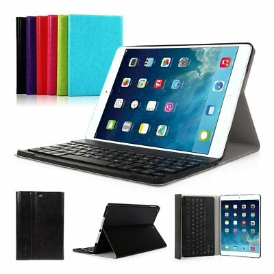 Rimovibile Tastiera per iPad 2 3 4/Air/Mini/iPad 2017 Italiana Bluetooth Cover