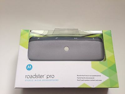 Roadster Pro Bluetooth Car Kit Speaker Handsfree Speakerphone TZ900 For Motorola
