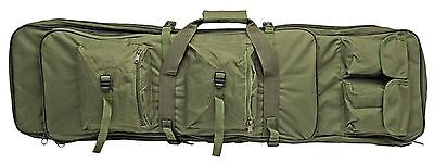 """38"""" M4 Rifle Bag - OD Green Multiple carrying options: double handle,"""