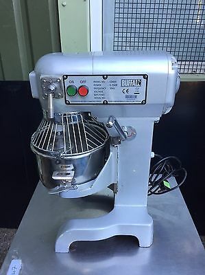 Buffalo CD605 10 Litre Planetary Dough  Mixer Commercial Catering