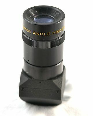 Canon angle finder type B- Originally for AE1- F1- can be used on EOS (D)SLR