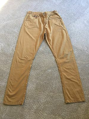 M&S Boys Trousers Age 13 To 14