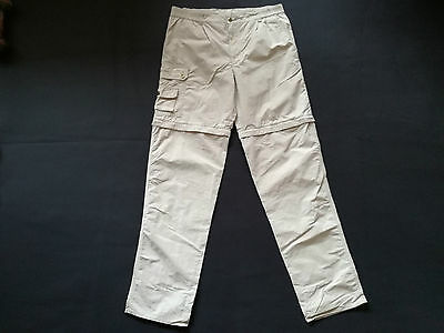 Men's FJALLRAVEN Fjällräven  Two in One outdoor camping hiking pants Trousers
