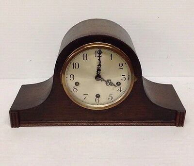 Antique Mantle Clock With Westminster Chimes (No Reserve)