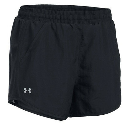 Under Armour Fly-By Womens Ladies Exercise Running Fitness Short