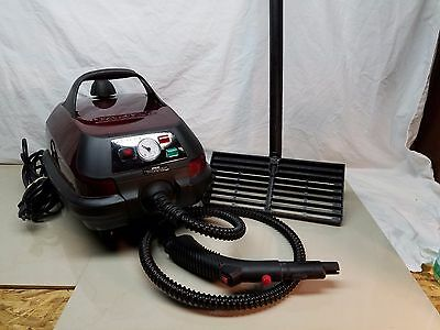 Fantom Steam Cleaner Model SC925H W/ Attachment ~ Excellent Condition, Tested