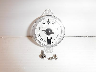 Carrier Transicold 12-01141-20 Dial Fuel Gauge Nnb