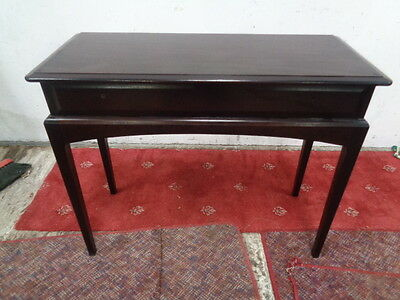 Vintage Stag Shabby Chic Dressing table / Hall  / desk / side Table / sideboard