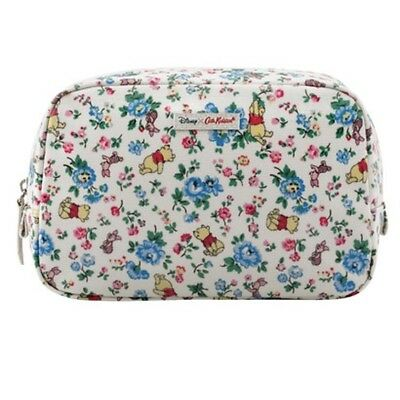 CATH KIDSTON X DISNEY Winnie the Pooh and Piglet Wash Cosmetic Bag NEW with Tag