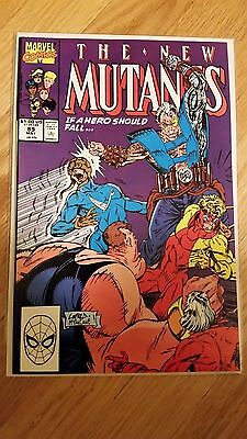 The New Mutants #89 (May 1990, Marvel)