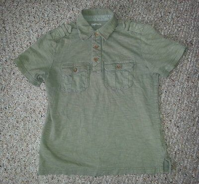 GAP KIDS Green Short Sleeved Top S Girls Size 6-7