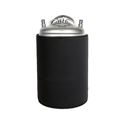 2.5 Gallon New Ball Lock AMCYL Corny Homebrew Beer Keg - Parka & Free Shipping