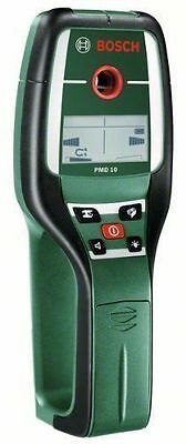 Brand New Bosch PMD 10 Wall Scanner & Detector for Cables, Metal & Wood