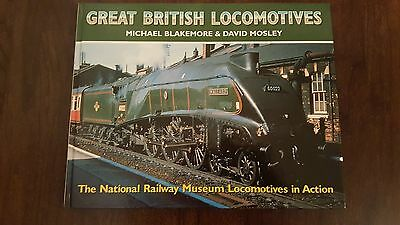 Ian Allan Great British Locomotives  Michael Blakemore & David Mosley